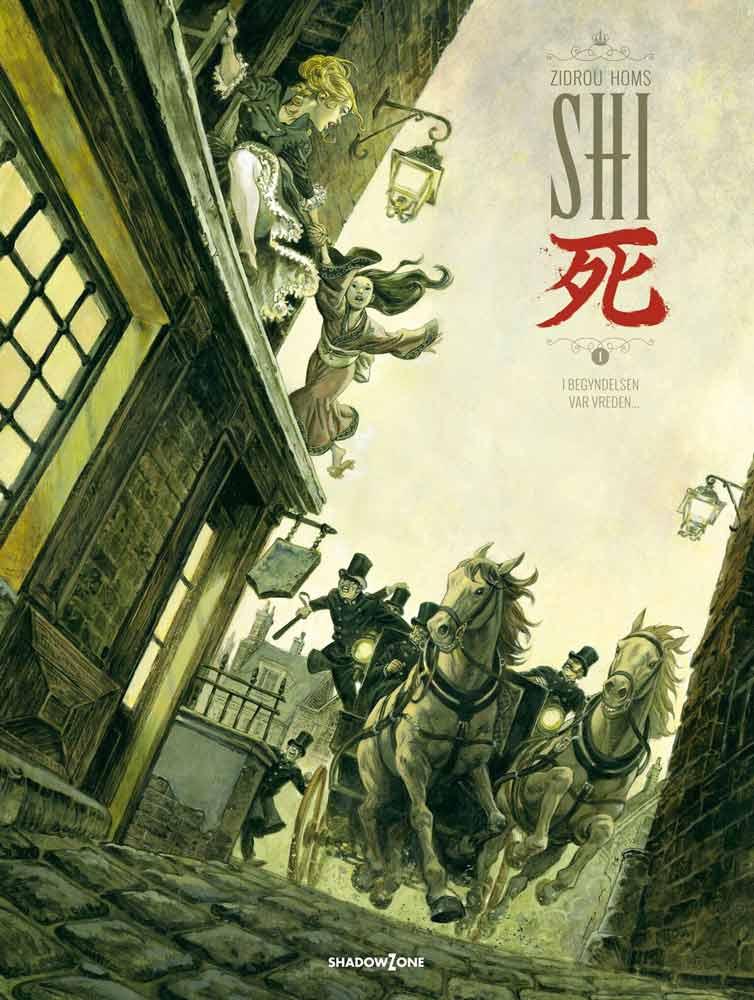 Shi 1 - I begyndelsen var vreden