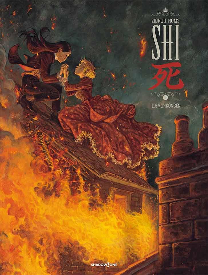 Shi 2 - Dæmonkongen