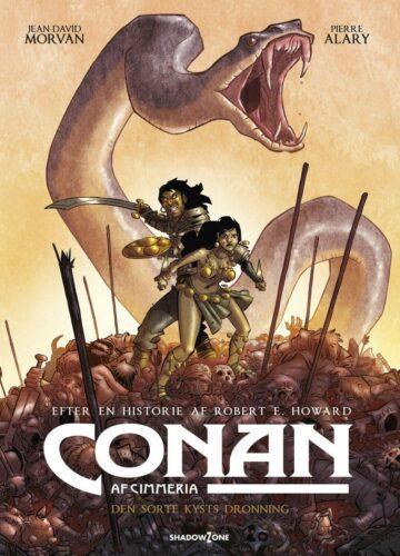 Conan af Cimmeria 1 - Den Sorte Kysts Dronning