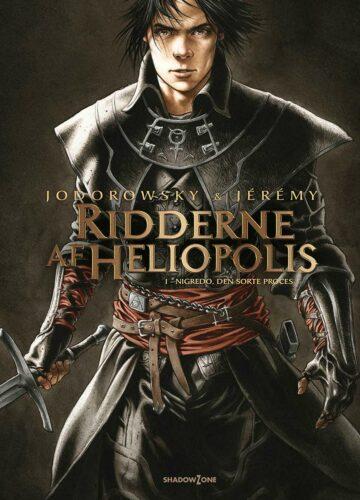 Ridderne af Heliopolis 1 - Nigredo, den sorte proces