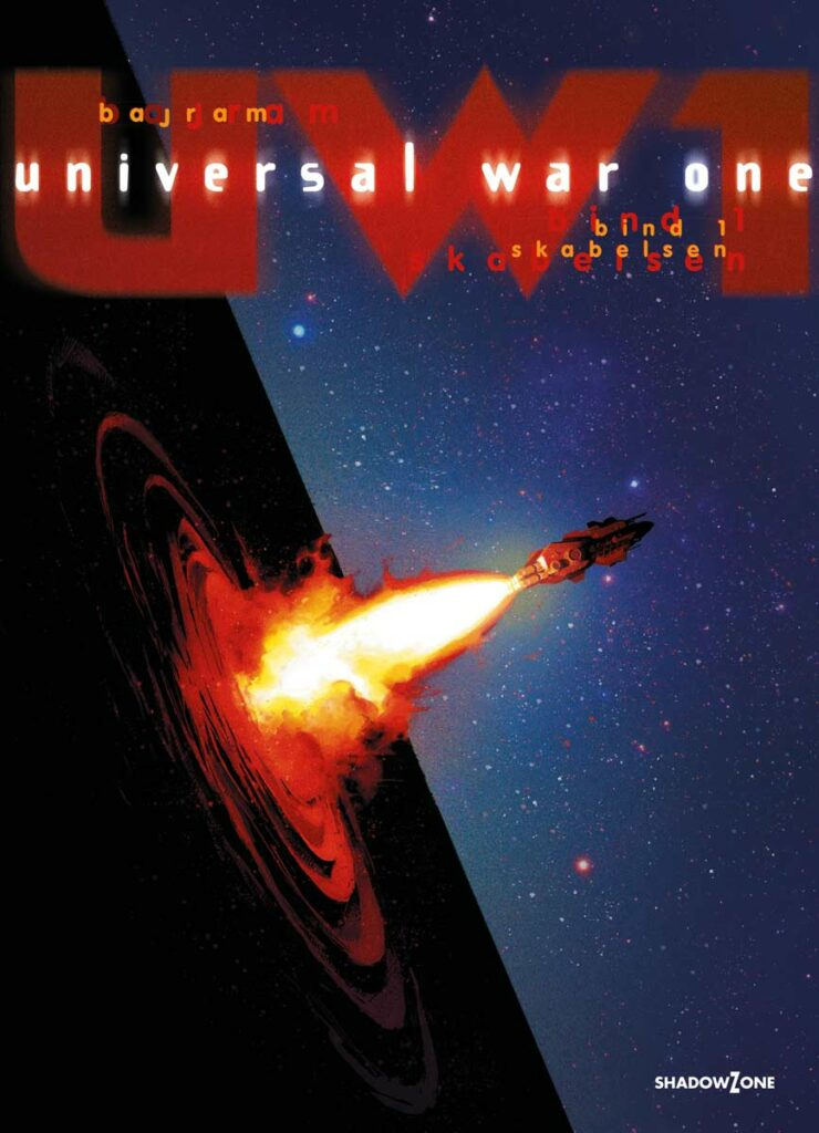 Universal War One 1 - Skabelsen
