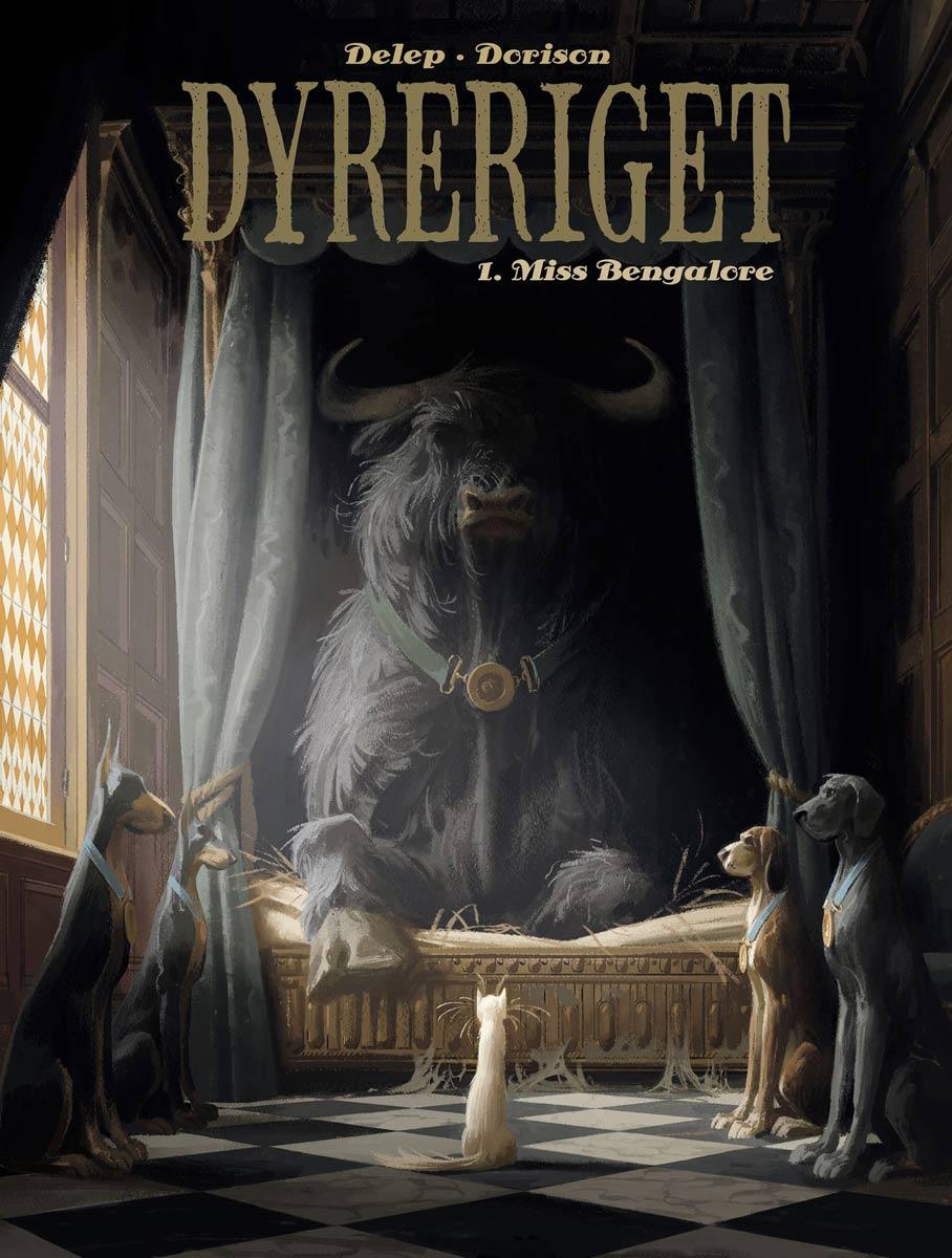 Dyreriget-cover