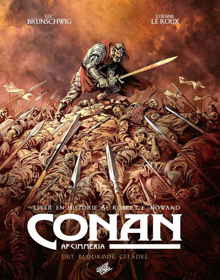 Conan af Cimmeria 5 - Det Blodrøde Citadel