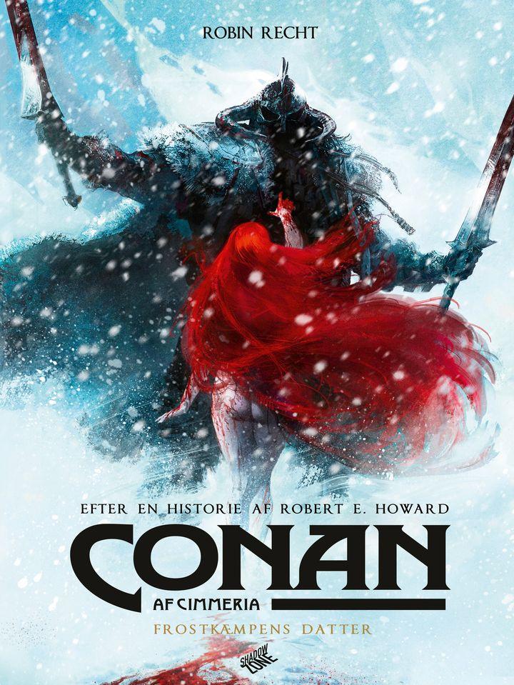 Conan af Cimmeria 4 - Frostkæmpens datter