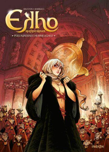 Ekho 5 - Persaunernes Hemmelighed