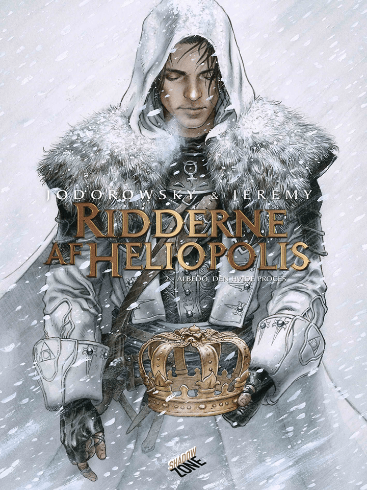 Ridderne af Heliopolis 2 - Albedo, den hvide proces