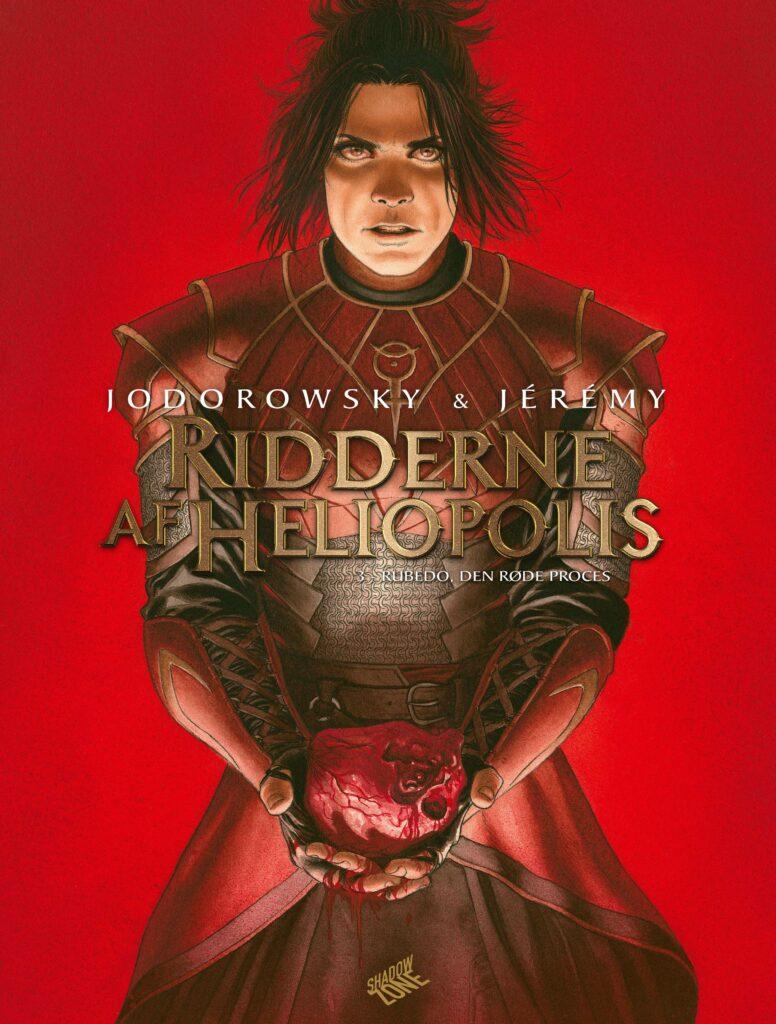 Ridderne af heliopolis 3 - Rubedo den røde proces