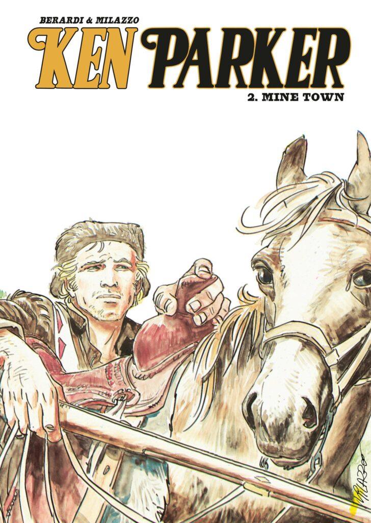 Ken Parker 2 - Mine Town